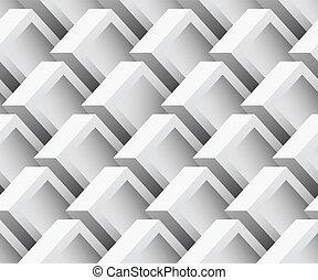 wektor, pattern., seamless