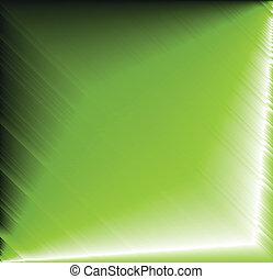 wektor, zielony, struktura, tło