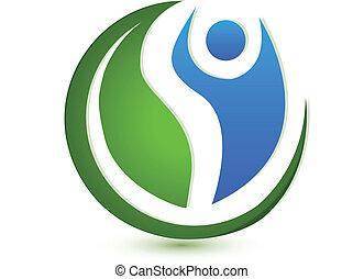 wellness, pojęcie, logo