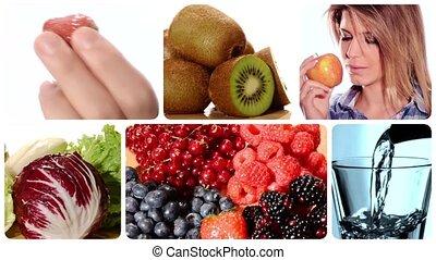 wellness, pokarmy