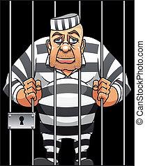 więzień, zawładnięty
