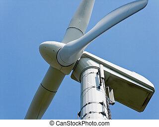 wiatr energia, alternatywa, moc