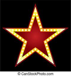 wielka gwiazda