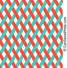wiklina, pattern., retro, seamless