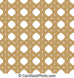 wiklina, tkany, seamless, struktura, tło