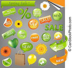 wiosna, sprzedaż