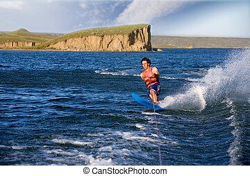 woda skier