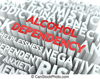 wordcloud, dependency., concept., alkohol