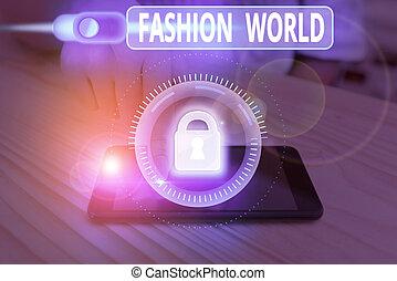 world., zwija, świat, treść, fason, odzież, appearance., tekst, pojęcie, style, pismo