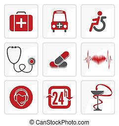 wrzosiec, ikony, medycyna, troska