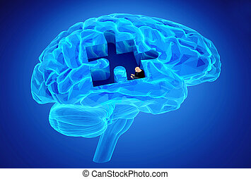 wspominki, choroba, mózg, demencja, strata, funkcja