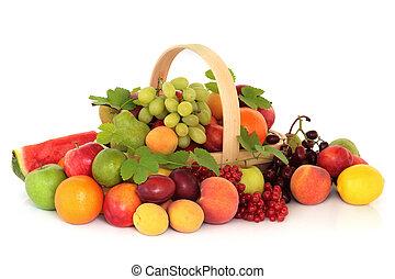 wybór, owoc