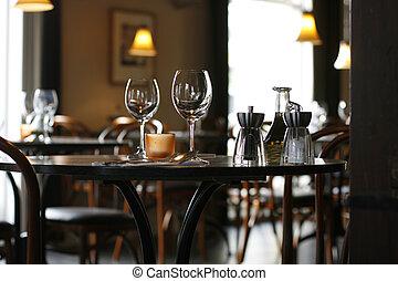wygodny, restauracja