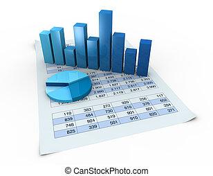 wykresy, spreadsheets