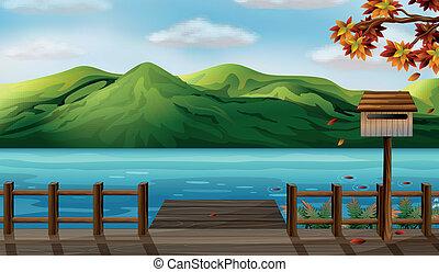 wysokie góry, prospekt morza