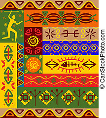 wzory, upiększenia, etniczny