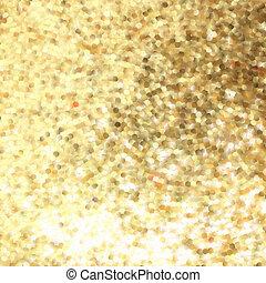 złoty, abstrakcyjny, eps, space., tło, 8, kopia