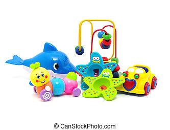 zabawki, zbiór