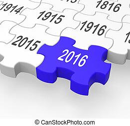 zagadka, 2016, kawał, postęp, widać
