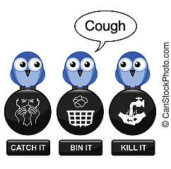 zapobieganie, grypa