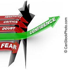 zaufanie, don't, influenc, odmowa, się, wierzyć, słuchać