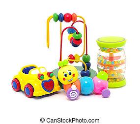 zbiór, zabawki