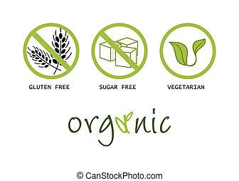 zdrowe jadło, symbolika