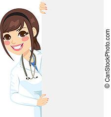 zerkanie, samiczy doktor