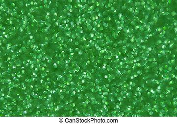 zielony abstrakt, blask, boże narodzenie, tło