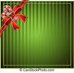 zielony, boże narodzenie, tło