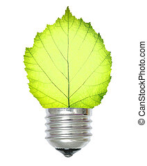 zielony, energia