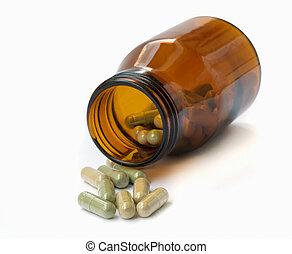 ziołowy, medicine.