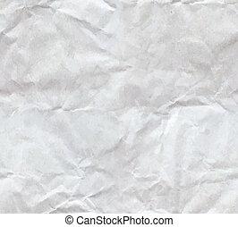 zmięty papier, listek, seamless