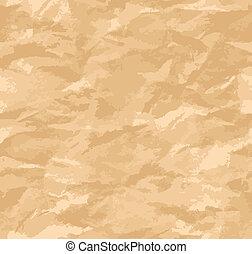 zmięty papier, seamless, struktura