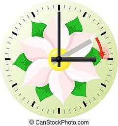 zmiana, światło dzienne, czas, zbawczy