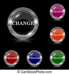 zmiana, ikona