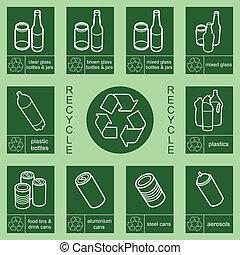 znak, recycling